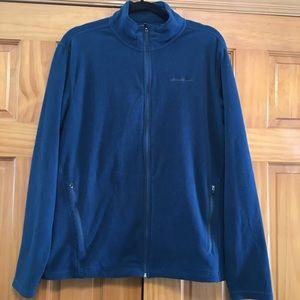 Eddie Bauer Polartec Full Zip Jacket - Medium